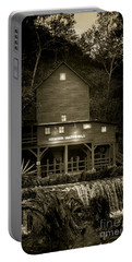 Hodgson Gristmill Portable Battery Charger by Robert Frederick