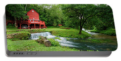 Hodgson Water Mill And Spring Portable Battery Charger