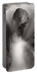 Hogback Creek And Granite Inyo Natl Forest Bw Portable Battery Charger