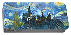 Harry Potter Starry Night Portable Battery Charger