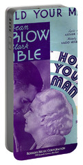 Hold Your Man Portable Battery Charger