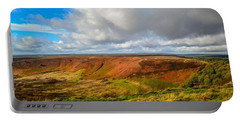 Hole Of Horcum, North York Mores, Yorkshire, United Kingdom Portable Battery Charger