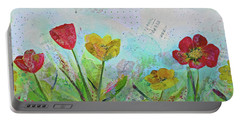 Holland Tulip Festival I Portable Battery Charger