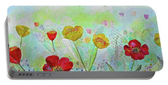 Holland Tulip Festival II Portable Battery Charger