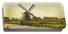 Holland - Windmill Portable Battery Charger
