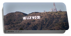 Hollywood And Helicopters Portable Battery Charger