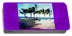 Hollywood Beach Fla Digital Portable Battery Charger