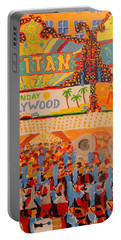 Hollywood Parade Portable Battery Charger