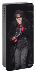 Hollywood Vampires Alice Cooper Portable Battery Charger