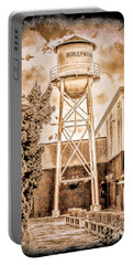 Hollywood Water Tower Portable Battery Charger