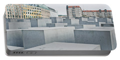 Holocaust Memorial Portable Battery Charger