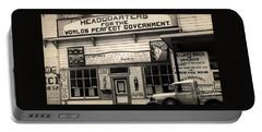 Holy City World Government Santa Clara County California 1938 Portable Battery Charger
