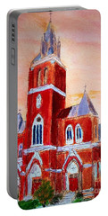 Holy Family Church Portable Battery Charger