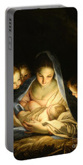 Holy Night Portable Battery Charger