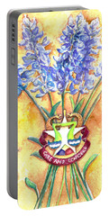 Homage To Darnall Army Medical Center Portable Battery Charger