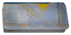 Homage To Richard Diebenkorn's Ocean Park Series  Portable Battery Charger