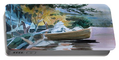 Homage To Winslow Homer Portable Battery Charger