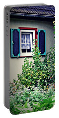 Home And Garden Schierstein 8   Portable Battery Charger by Sarah Loft