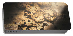 Home Biscuit Baking Portable Battery Charger