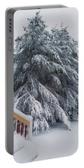 Home For The Blizzard Portable Battery Charger