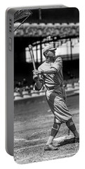 Home Run Babe Ruth Portable Battery Charger