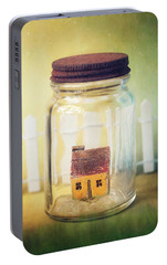 Portable Battery Charger featuring the photograph Home Sweet Home by Amy Weiss