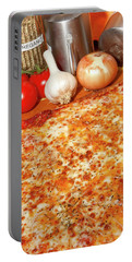 Homemade Pizza Portable Battery Charger