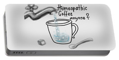 Homeopathic Coffee Portable Battery Charger