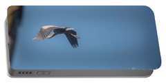Portable Battery Charger featuring the photograph Homing Home by David Bearden