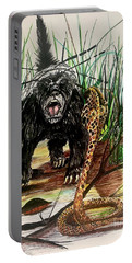 Honey Badger Portable Battery Charger
