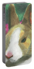 Honey Bunny Portable Battery Charger