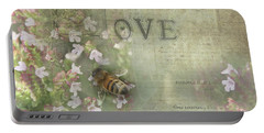 Honey Love Portable Battery Charger