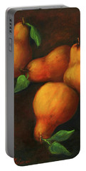 Honey Pears Portable Battery Charger