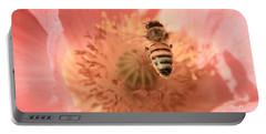 Honeybee Descending   Portable Battery Charger