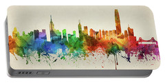 Hong Kong Skyline Chhk05 Portable Battery Charger