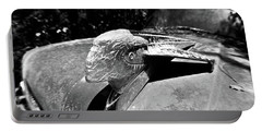 Hood Ornament Detail Portable Battery Charger