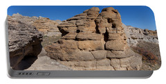 Portable Battery Charger featuring the photograph Hoodoo Stack by Fran Riley