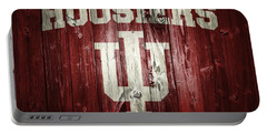 Hoosiers Barn Door Portable Battery Charger