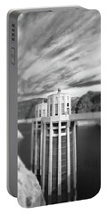 Hoover Dam Intake Towers No. 1-1 Portable Battery Charger