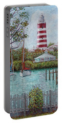 Hope Town Lighthouse Portable Battery Charger