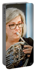 Horn Music Portable Battery Charger