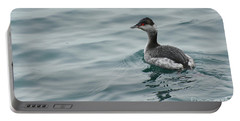 Horned Grebe Portable Battery Charger