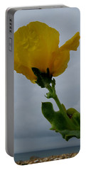 Horned Poppy Portable Battery Charger