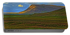 Portable Battery Charger featuring the photograph Horse And Sky by Scott Mahon