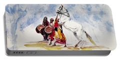 Horse Dance Portable Battery Charger