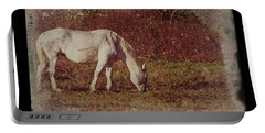 Horse Grazing Portable Battery Charger