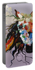 Puzzle Horse Head  Portable Battery Charger