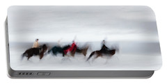 Horse Hunt #8111 Portable Battery Charger