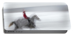 Horse Hunt #8125 Portable Battery Charger