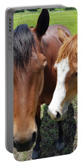 Horse Love Portable Battery Charger